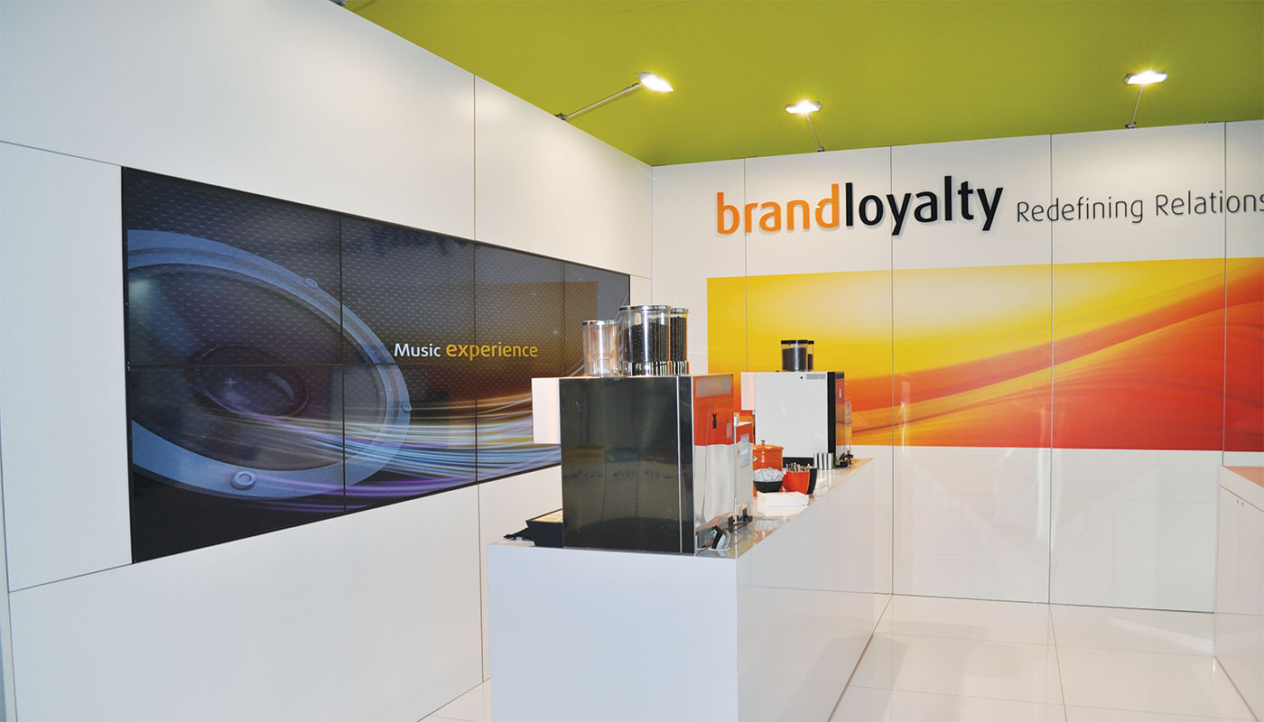 RCL Barcelona Brand Loyalty Exhibition Stand Design 4
