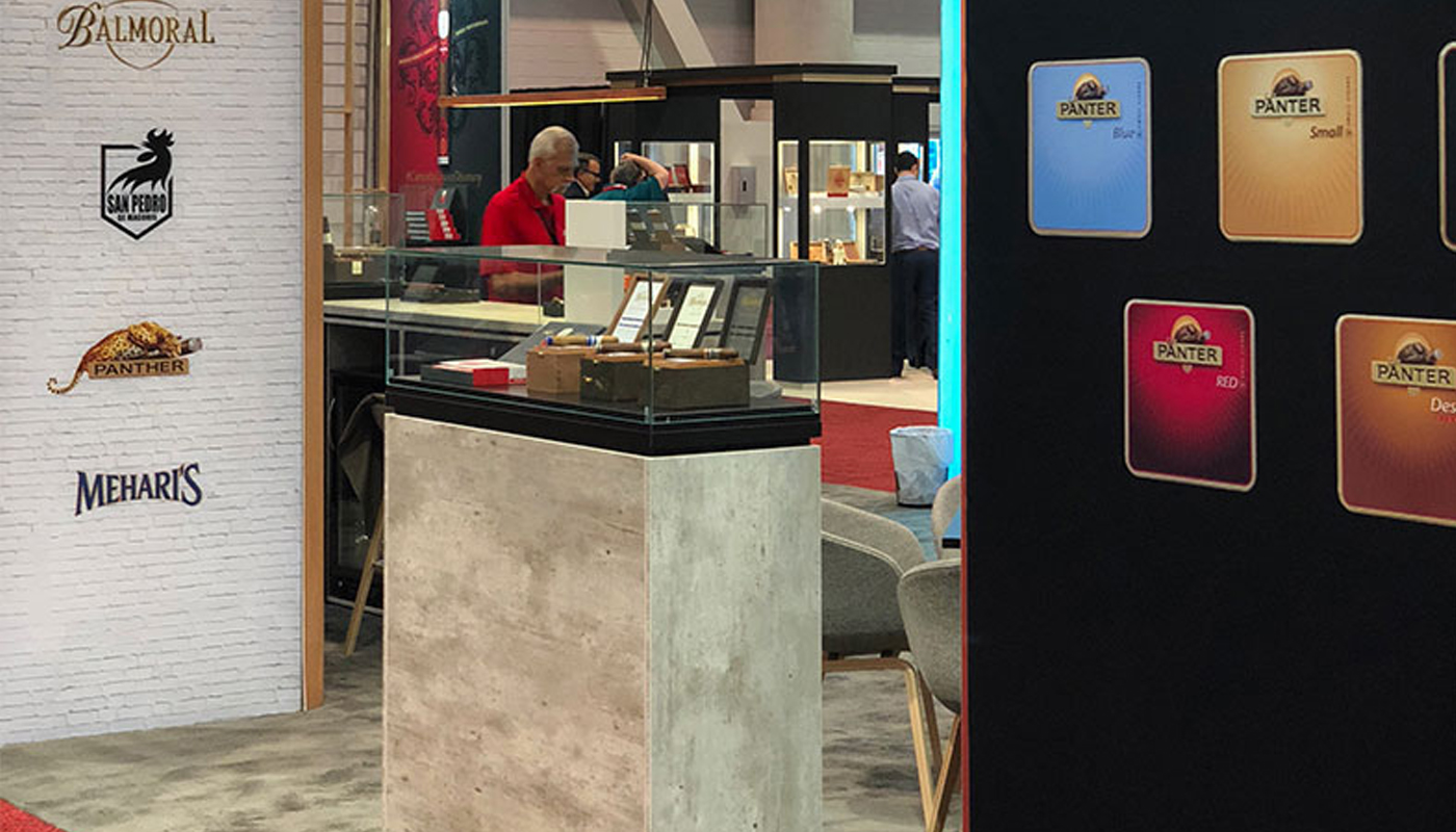 Royal Agio Cigars IPCPR Exhibtion Stand Design 6