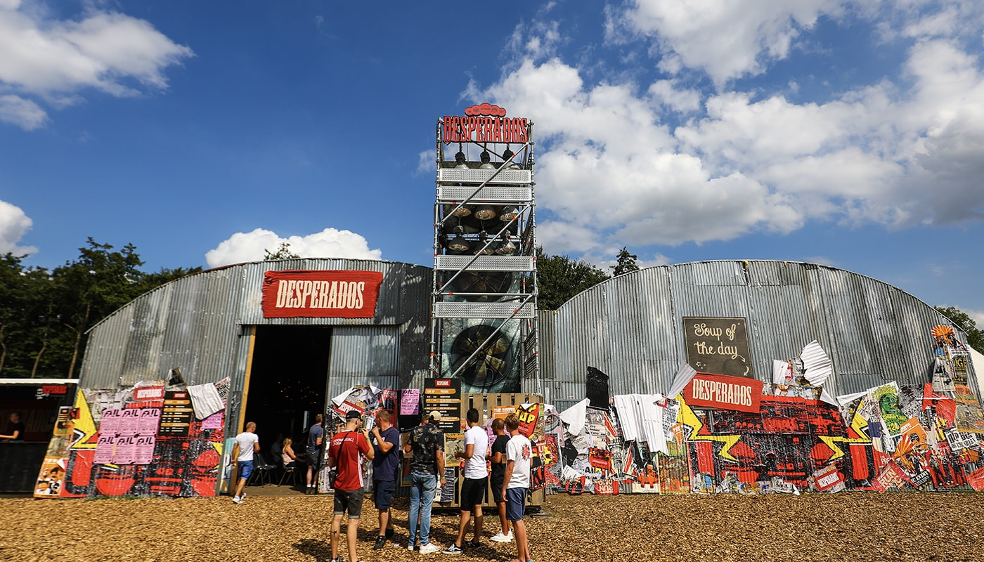 Desperados Festival Area Brand Activations 5