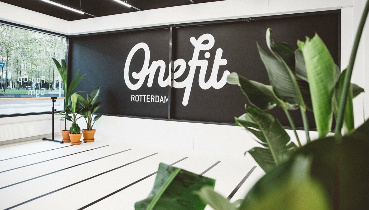 OneFit Pop-up Gym Brand Activations 1
