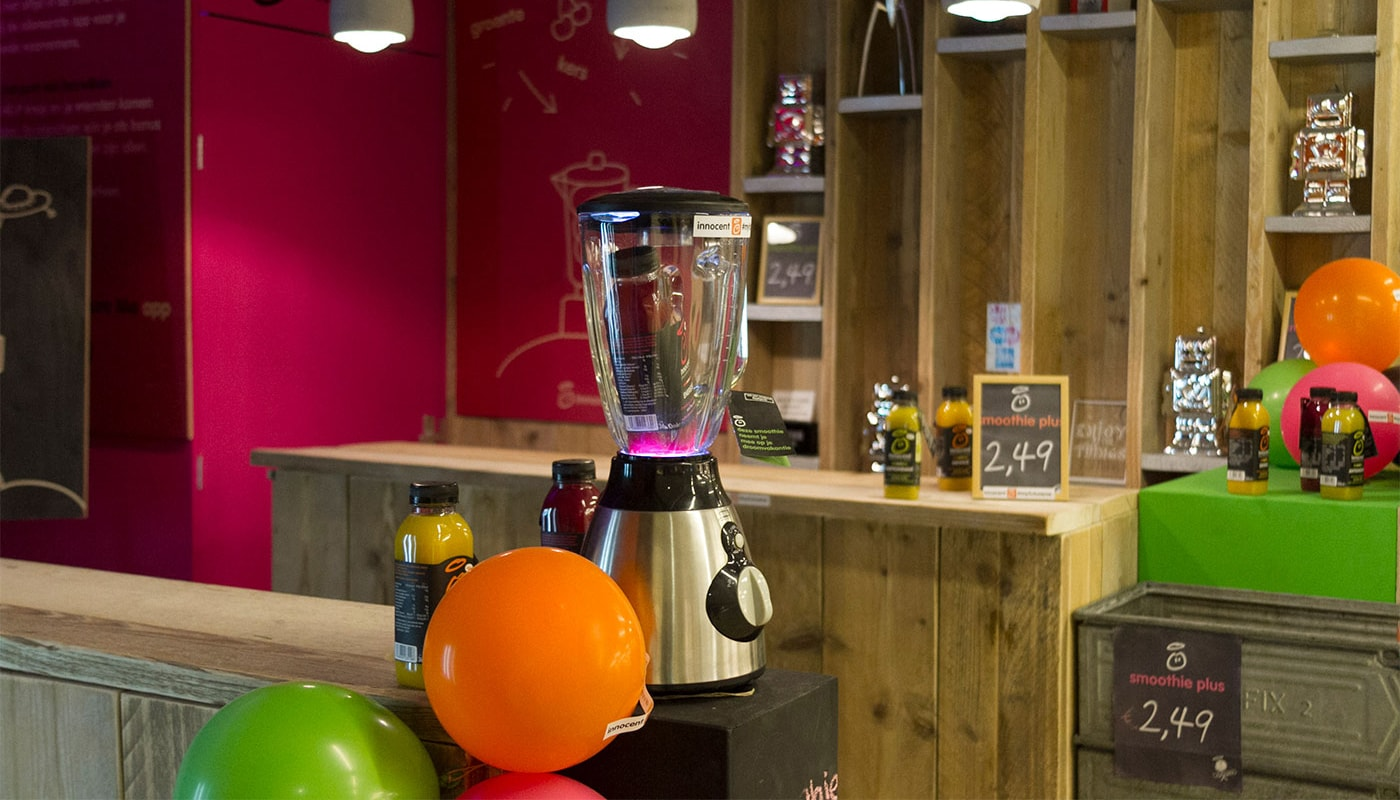 Innocent Drinks Pop-Up Store Brand Activations 5