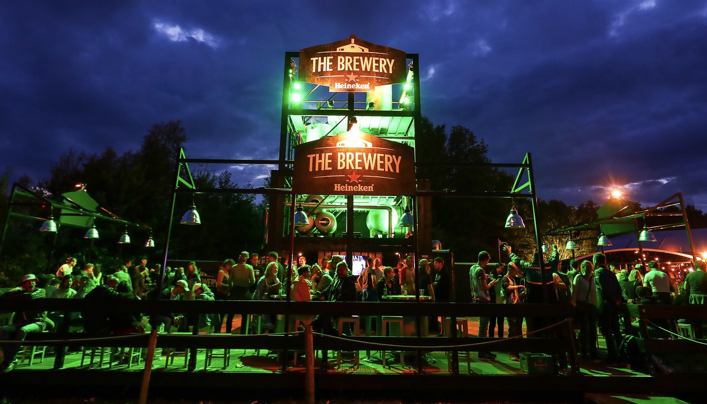 Heineken The Brewery Brand Activations 4