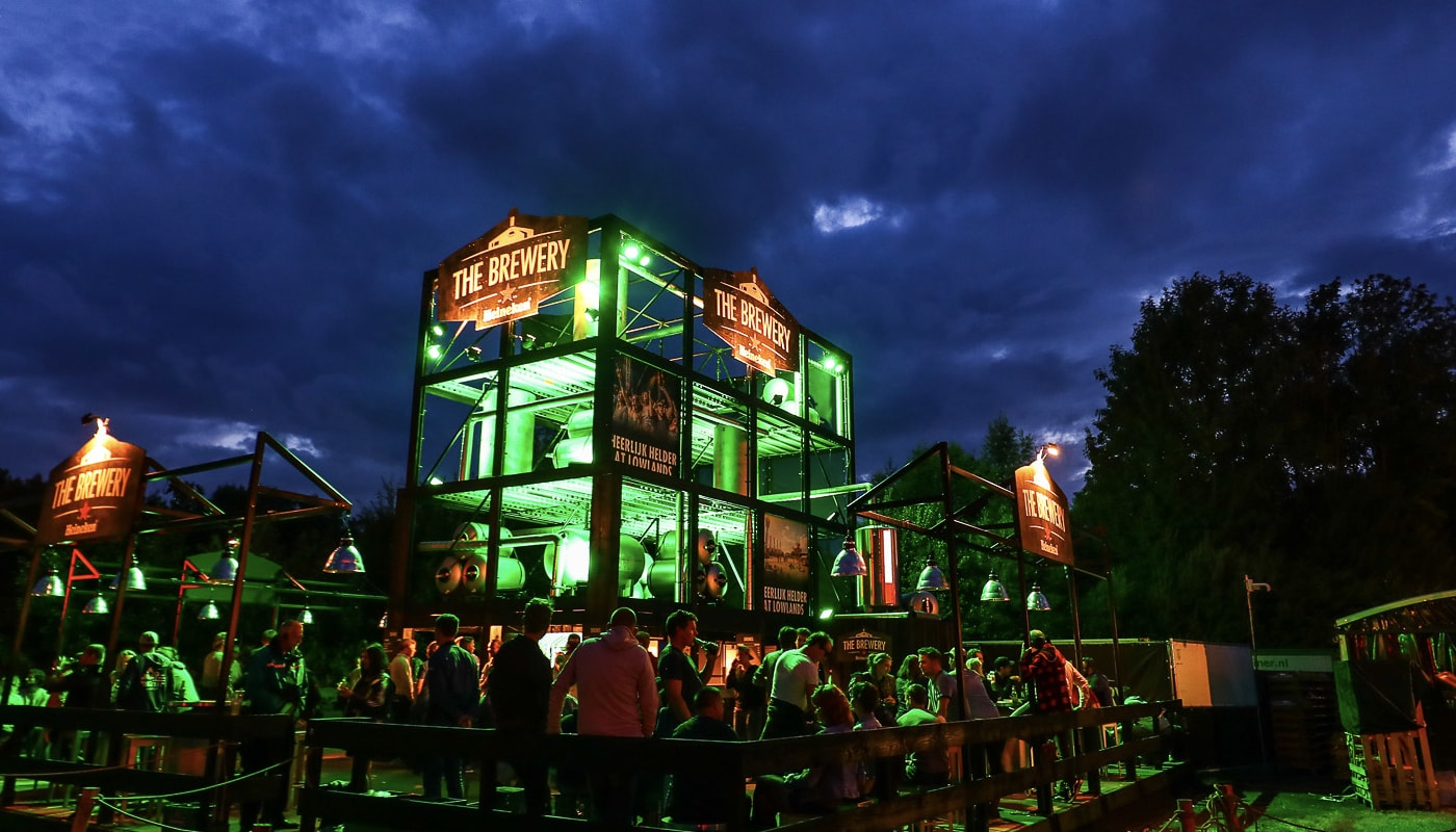 Heineken The Brewery Brand Activations 6