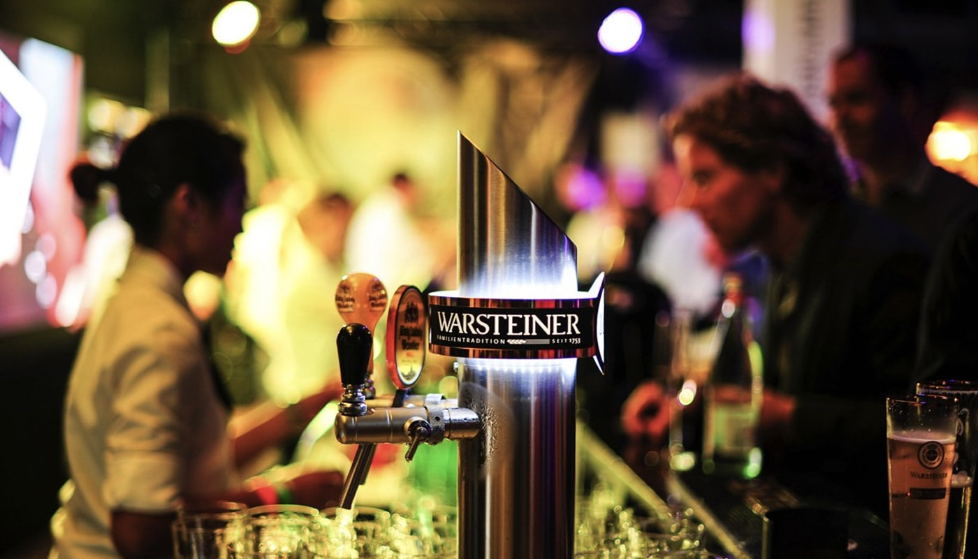 Warsteiner KLM Open Brand Activations 2Warsteiner KLM Open Brand Activations 4