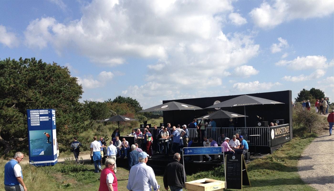 Warsteiner KLM Open Brand Activations 7