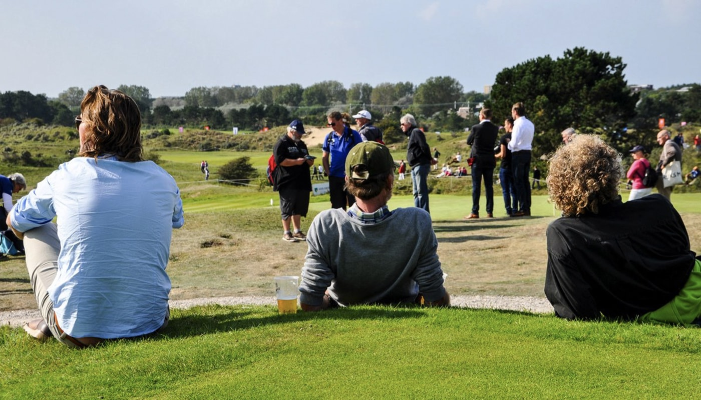 Warsteiner KLM Open Brand Activations 10