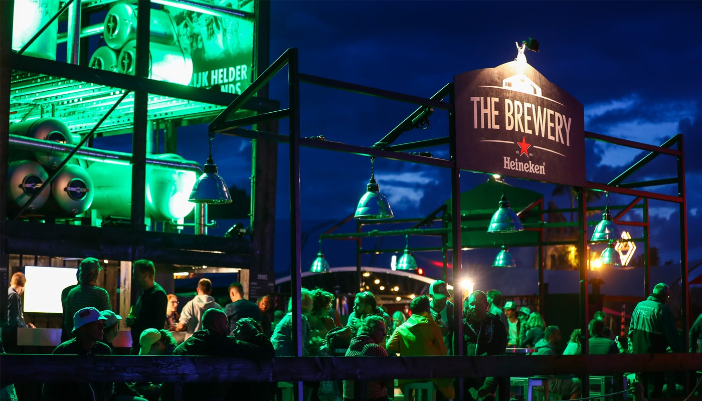 Heineken The Brewery Brand Activations 9