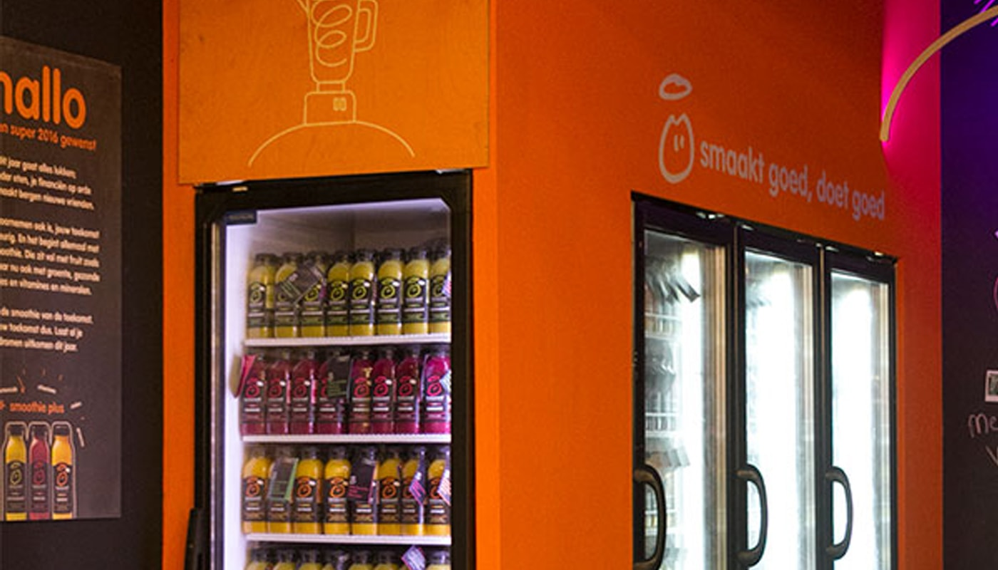Innocent Drinks Pop-Up Store Brand Activations 7
