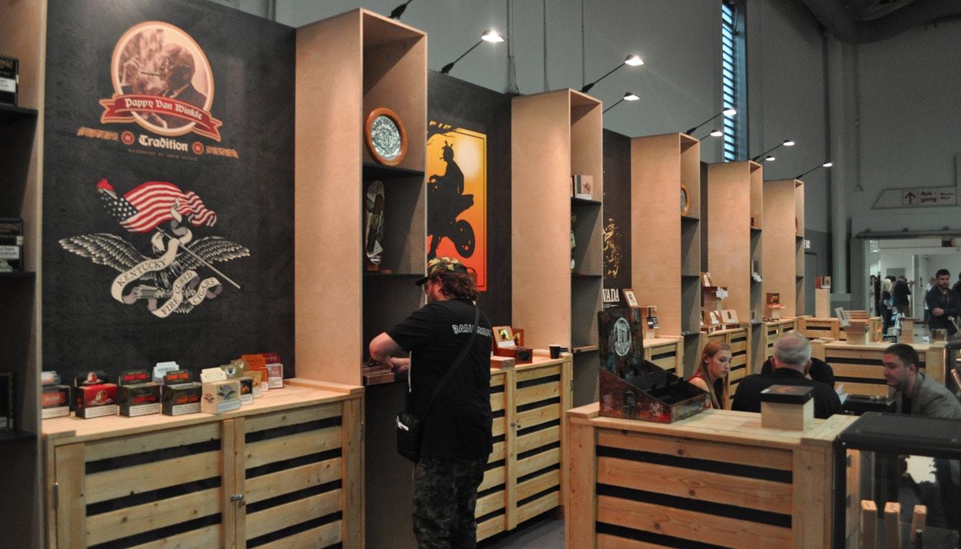 Swisher Intertabac Exhibition Stand Design 9