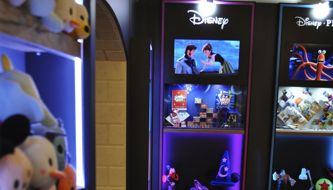 Brand Loyalty & Disney Exhibition Stand Design 10