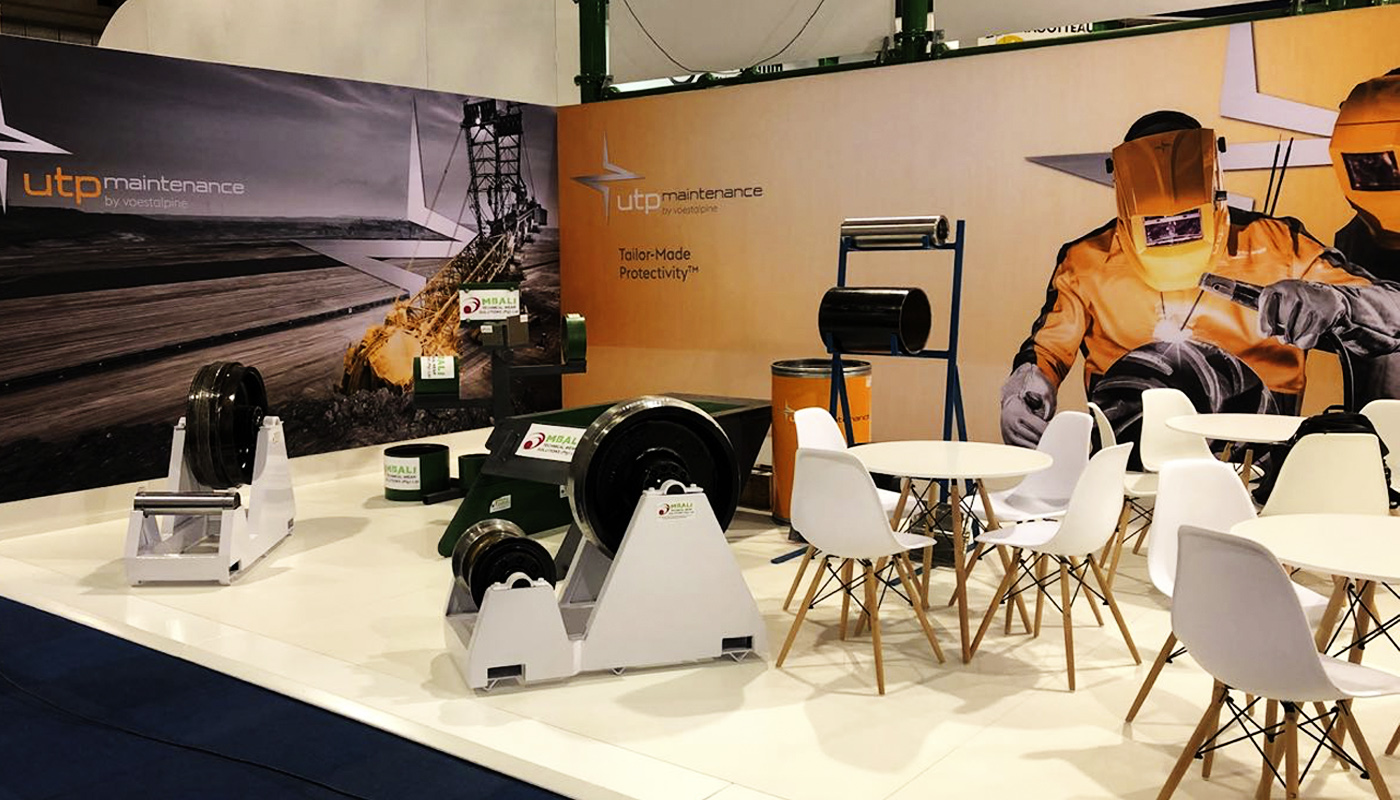 Voetsalpine Exhibition Stand Design Africom 3