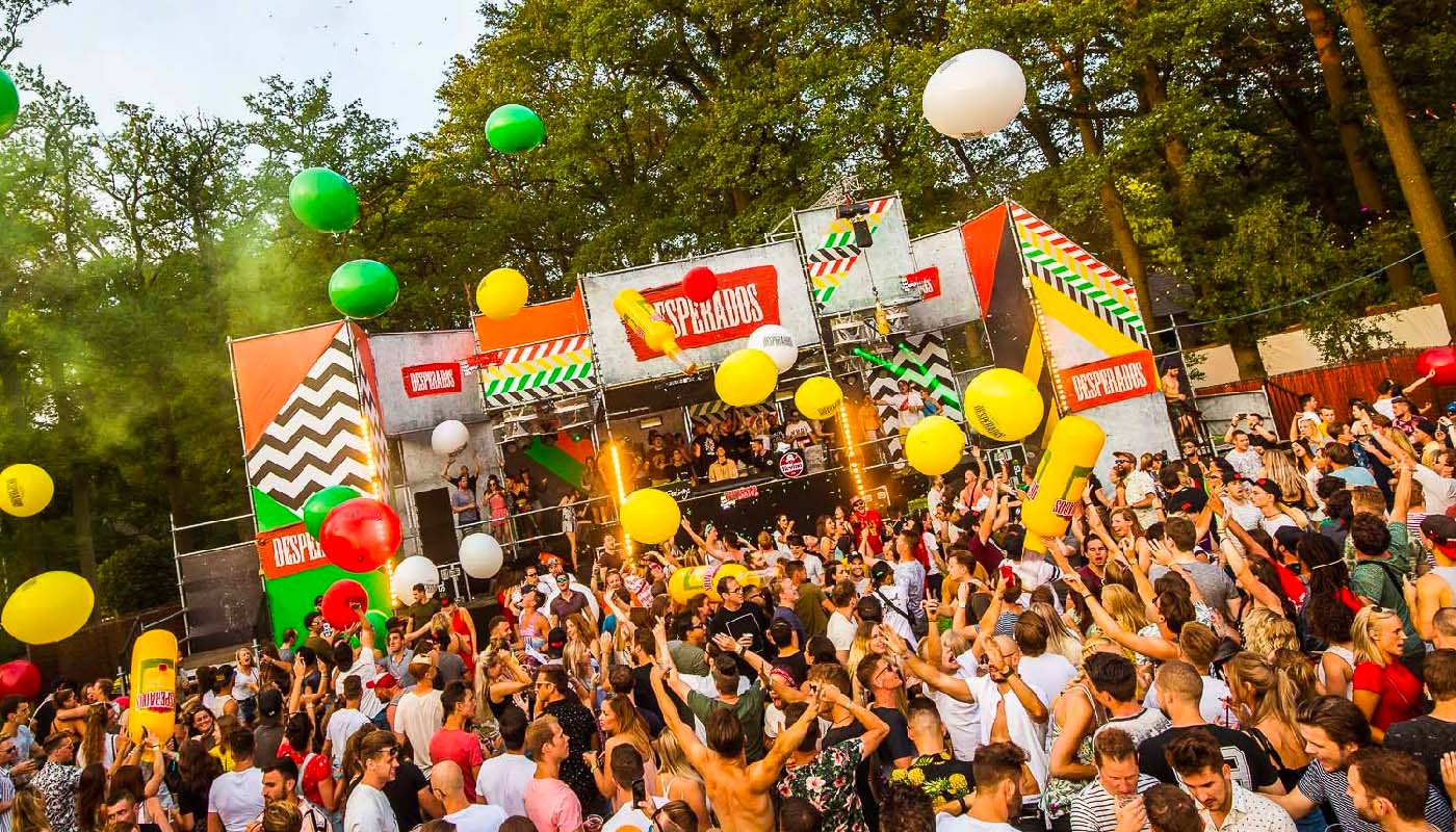 Desperados Festival Area Brand Activations 2