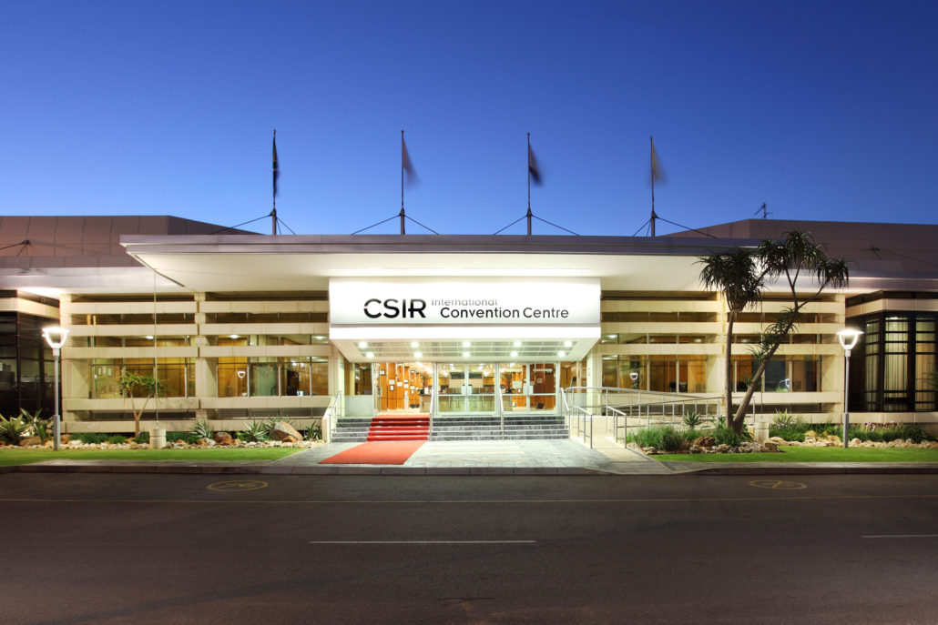 CSIR INTERNATIONAL CONVENTION CENTRE