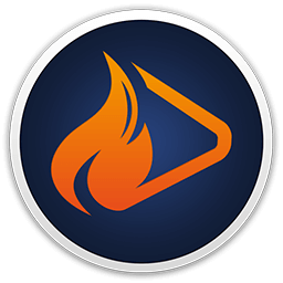 ClipFire logo
