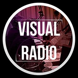 Visual Radio logo