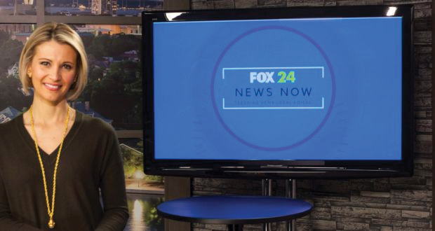 Fox 24 News uses enCaption to automate their closed captioning