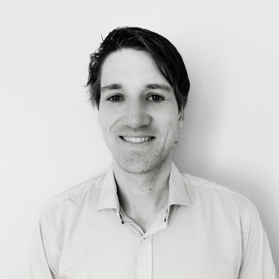 Pete Uhe, Fathom Senior Developer
