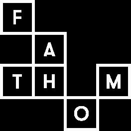Fathom's logo.