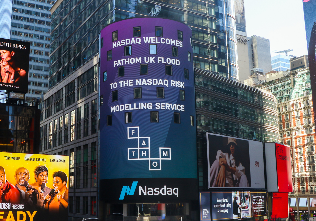Fathom's catastrophe model for the UK is now available through Nasdaq's modelling platform.