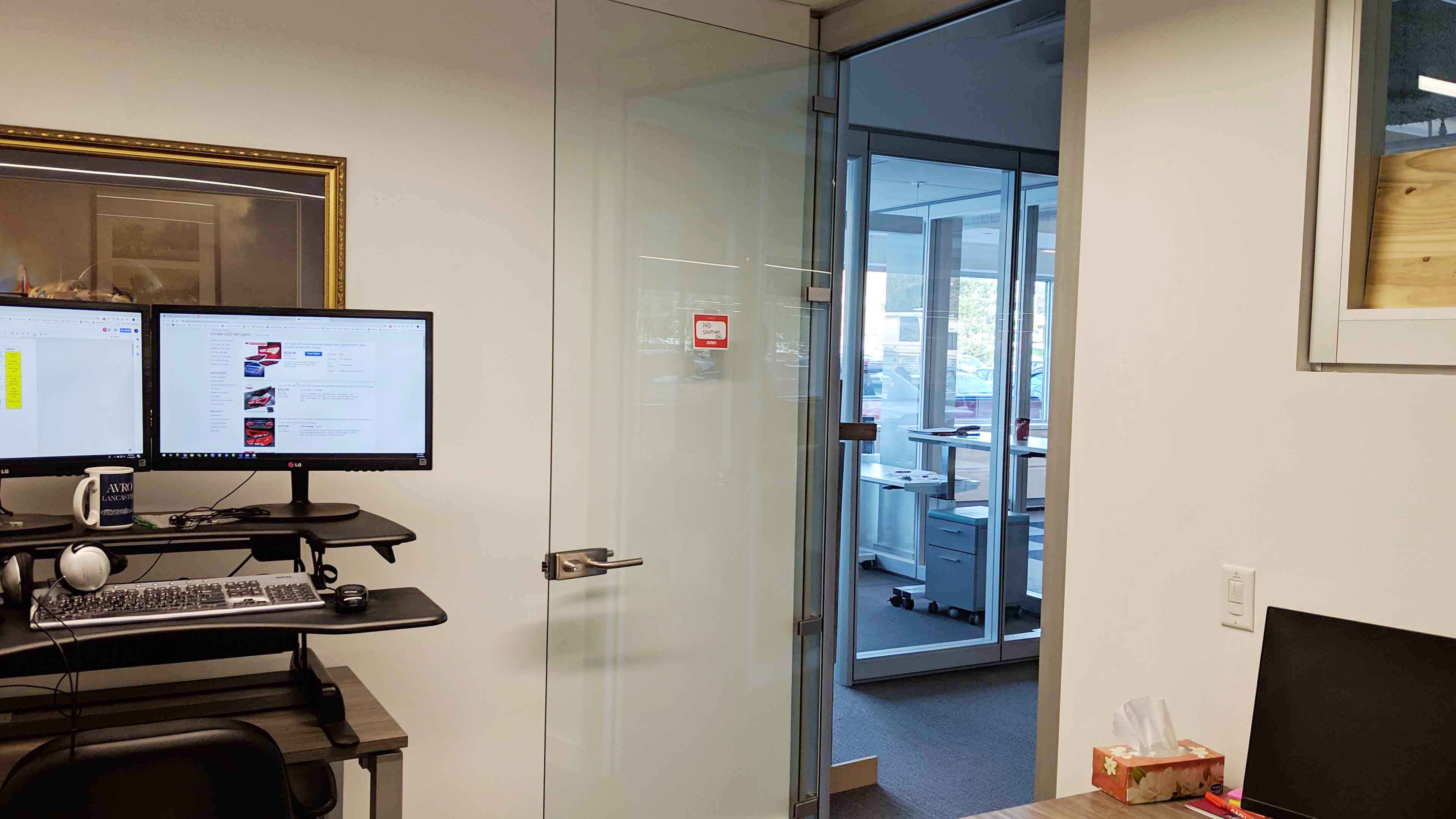 NUVO Network I Private Offices