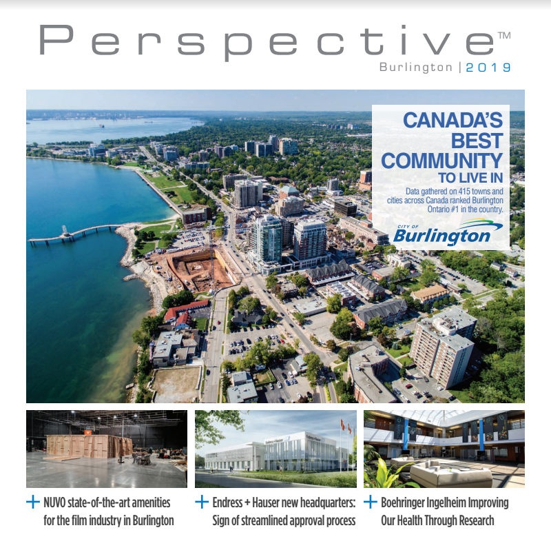 Perspective Burlington 2019 - Globe and Mail
