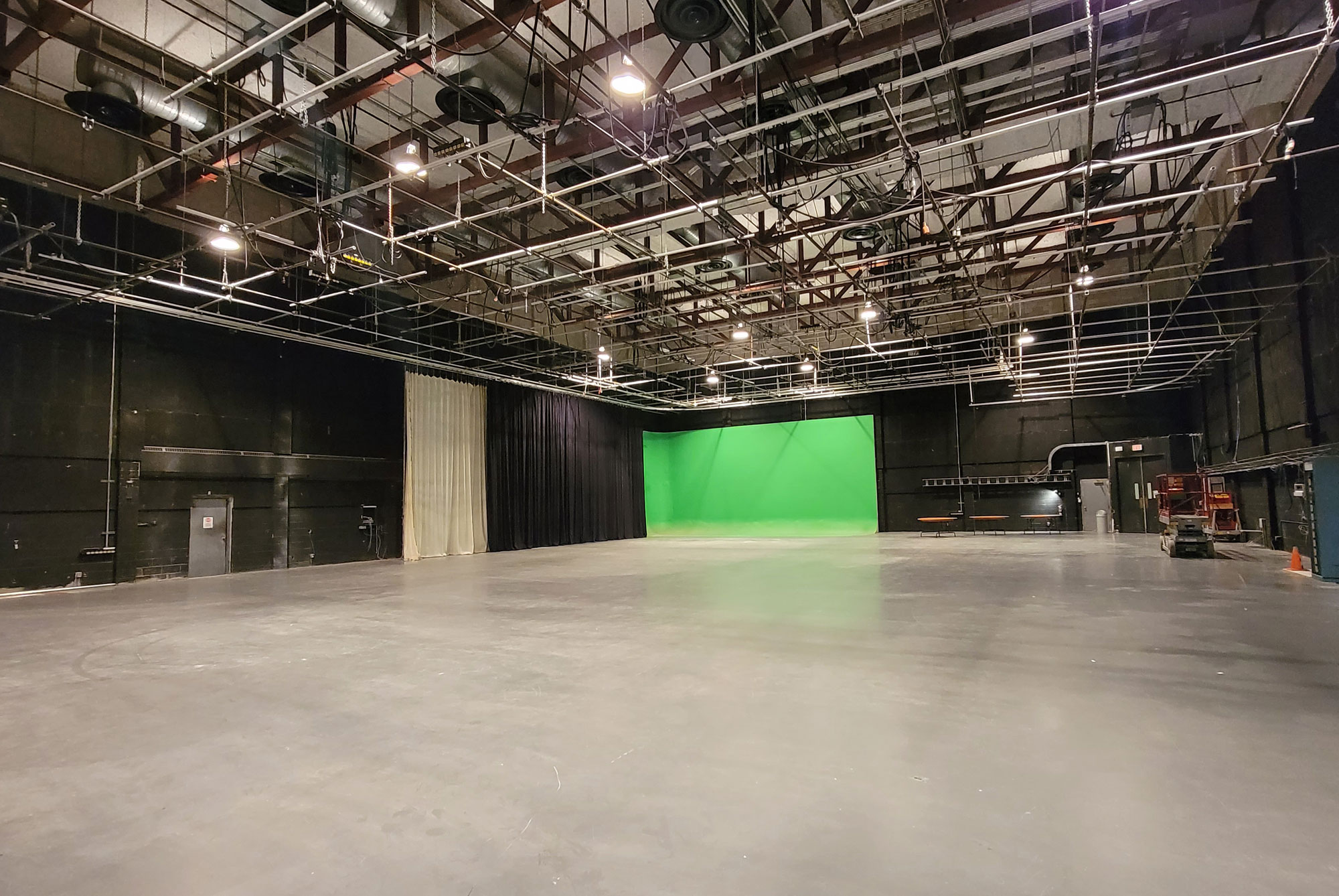 NUVO Network - Production Studios