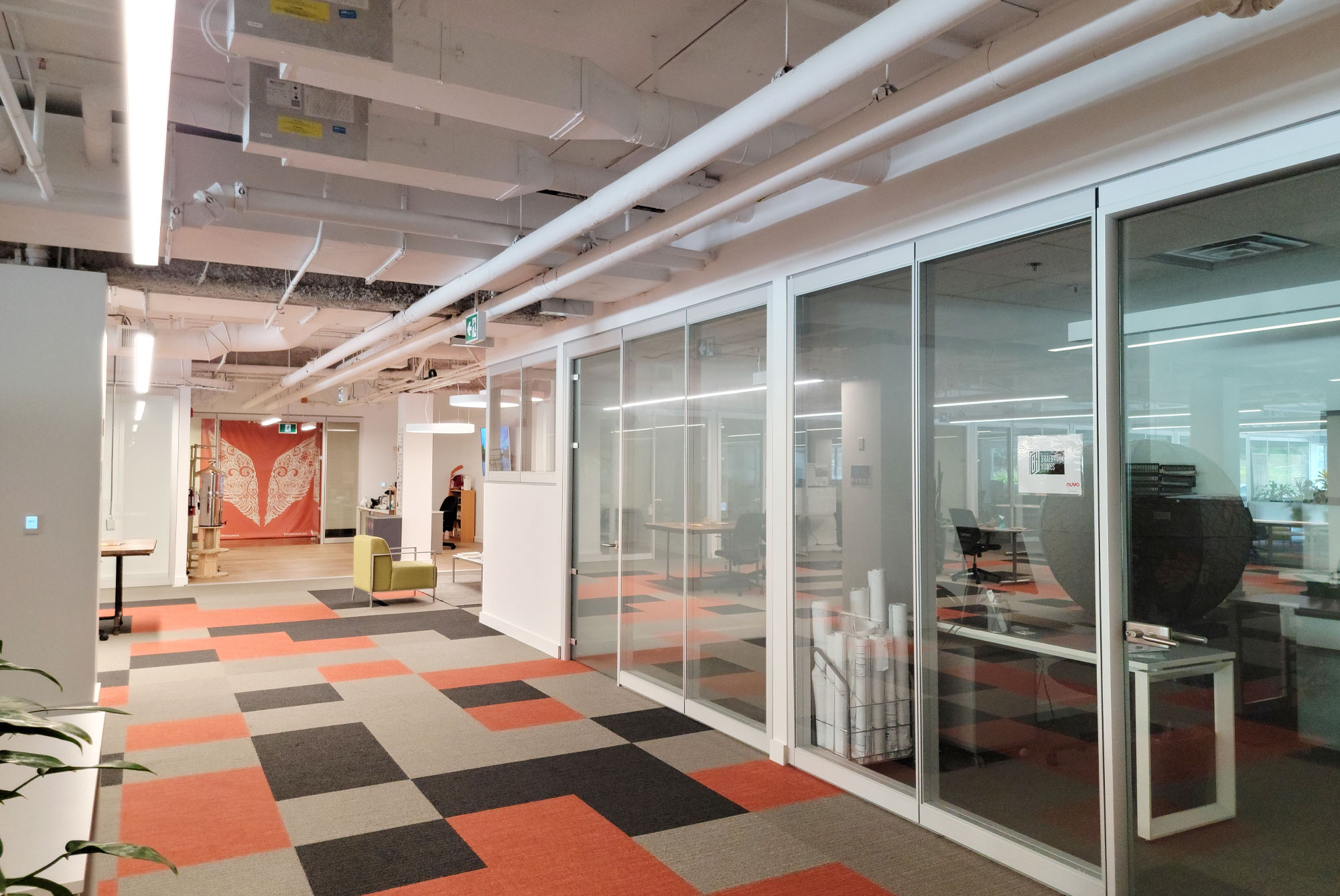 NUVO Network - Private Offices
