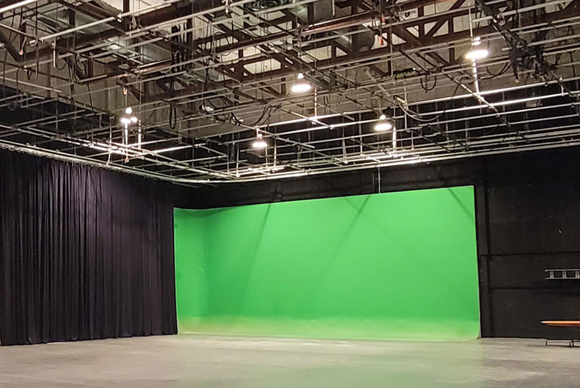 NUVO Network - Green Screen Studios