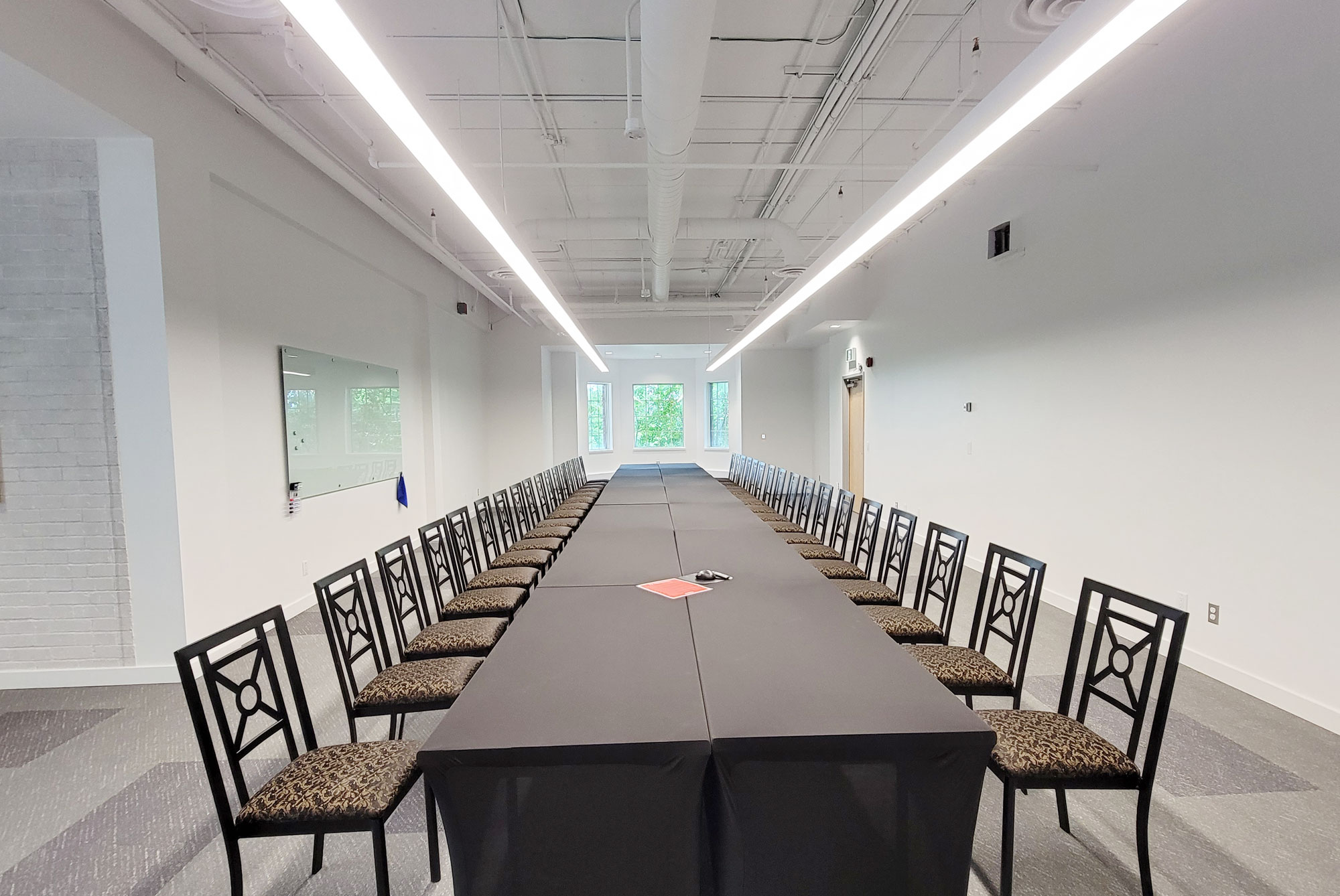 NUVO Network - Meeting Rooms