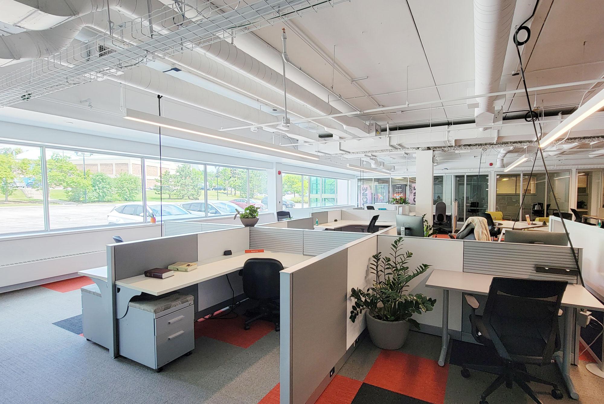 NUVO Network - Dedicated Desks
