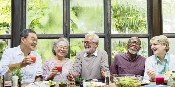 Eating Out with Hearing Loss