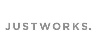 Just works logo - PlayVox