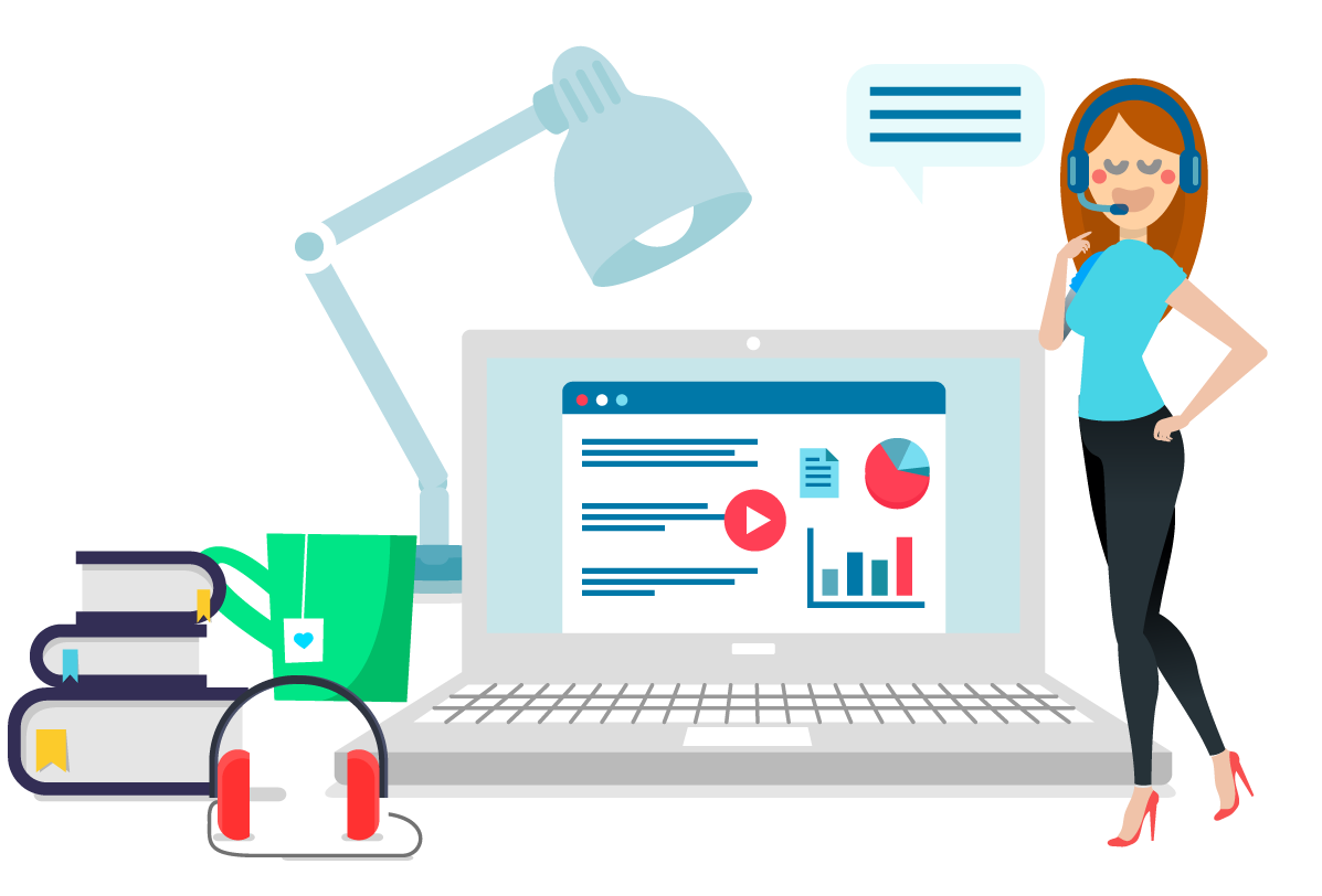 LMS for customer service and knowledge base - Playvox