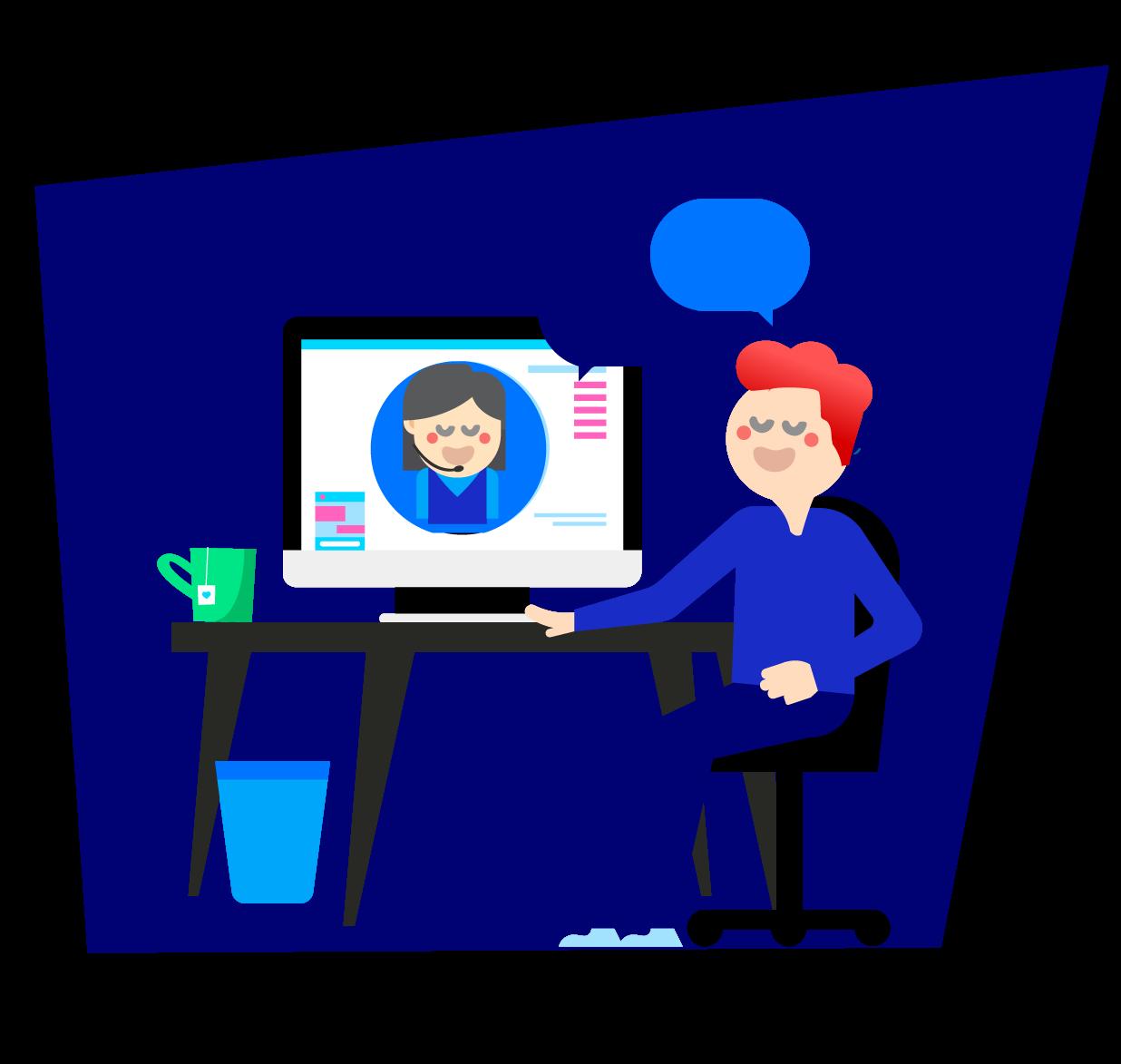 Recognize customer service agents - Playvox