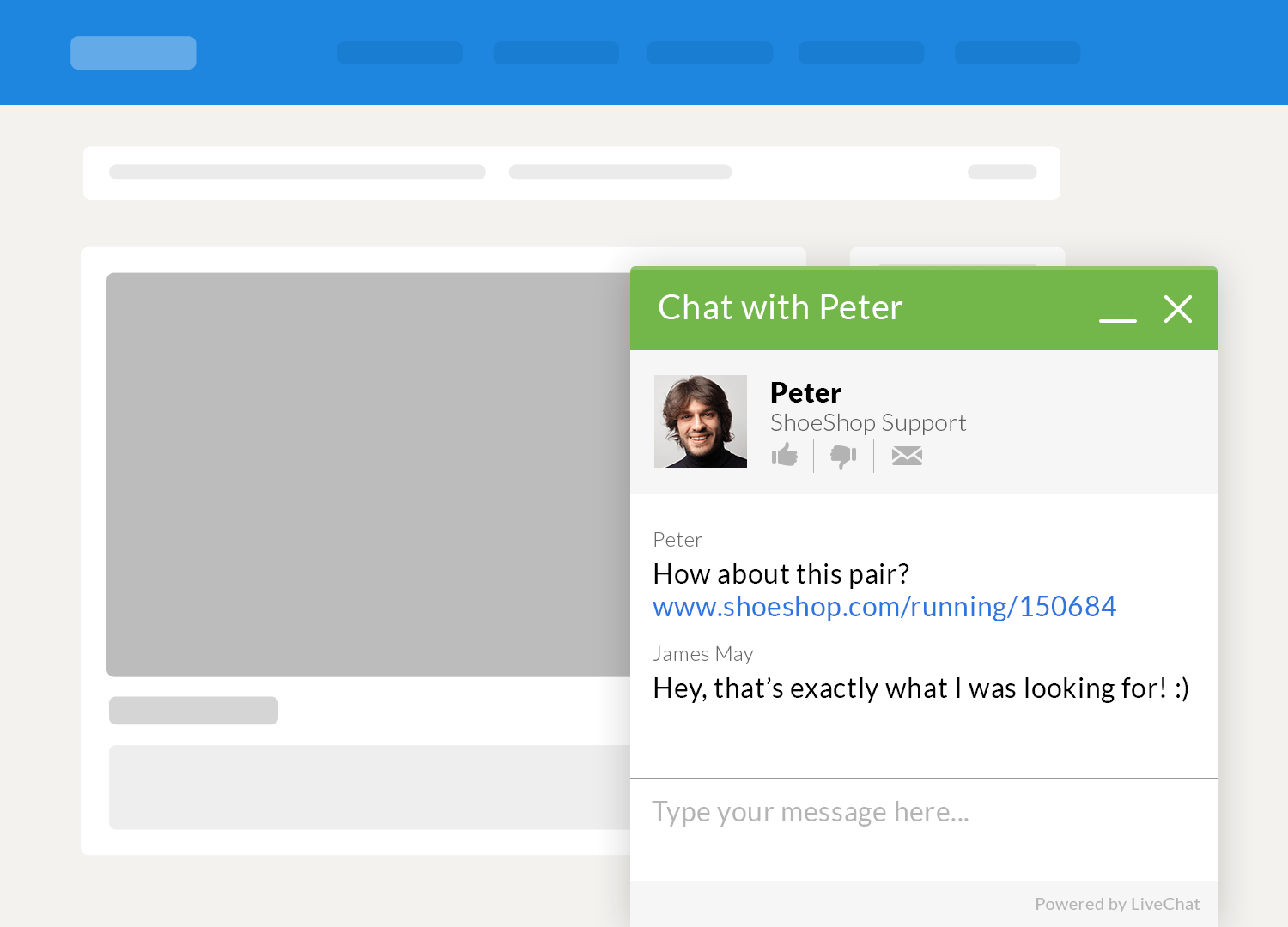 LiveChat customer service, PlayVox quality assurance