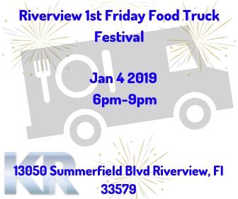 January 4th - Food Truck Festival