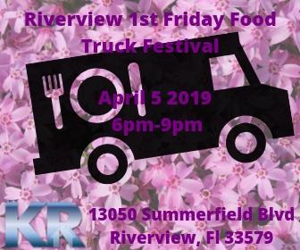 April 5th -  Food Truck Festival