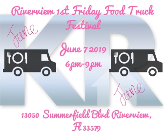 June 7th  - Food Truck Festival