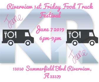 June 7th  - Food Truck Festival