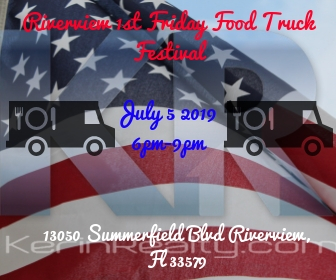 July 5th  - Food Truck Festival