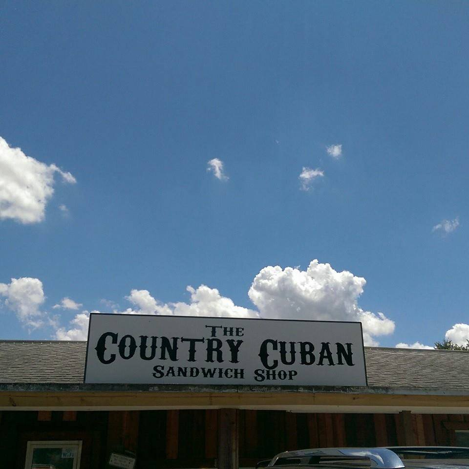 Country Cuban Sample Day!