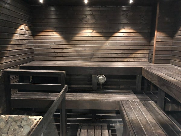 Salin saunat suljettu toistaiseksi!