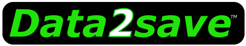 Data2save Logo