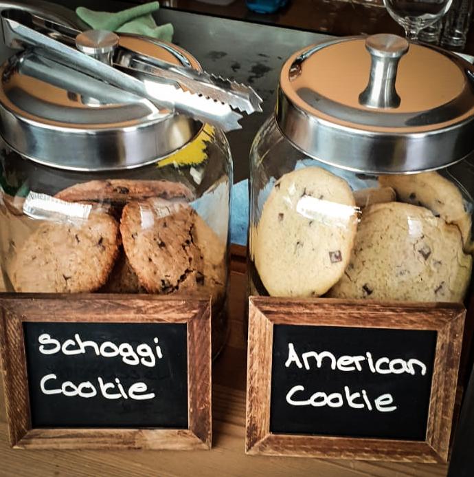 Unsere Riesencookies