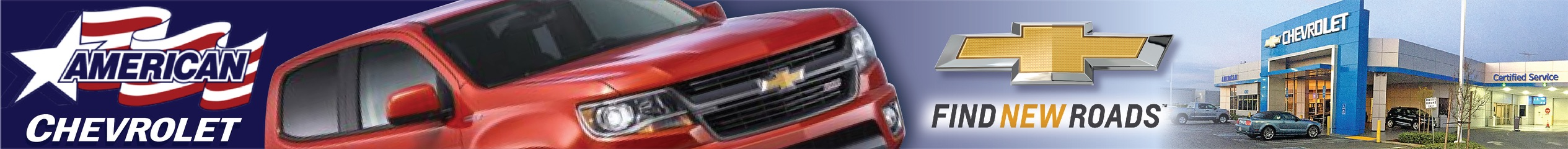 American Chevrolet - 2018 - 1 - Banner - Videos - Bottom