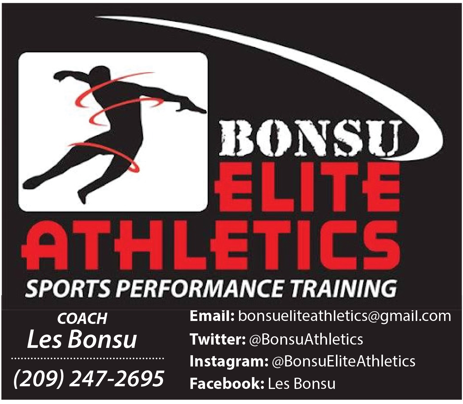 Bonsu Elite Athletics - 2018 - 1 - Sidebar - Random