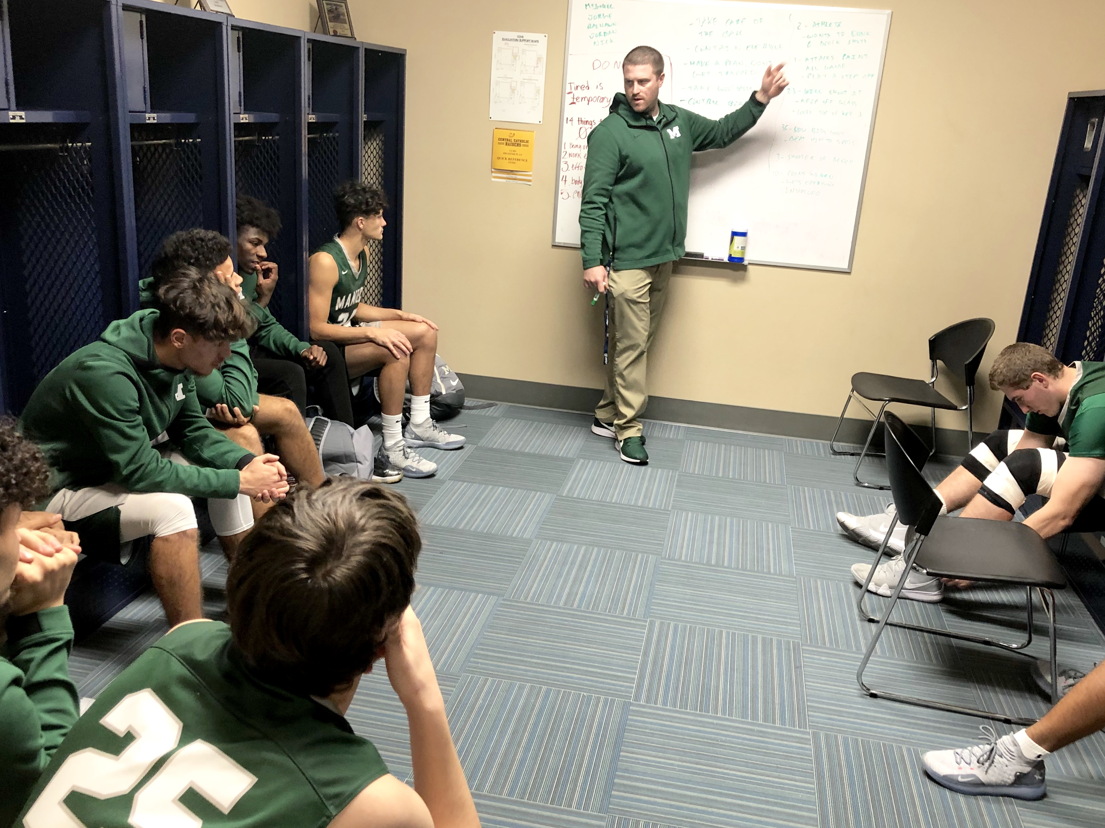 Despite returning just two starters, Manteca High boys basketball coach Brett Lewis has the Buffaloes off to a 5-0 start, including a quarterfinal ...