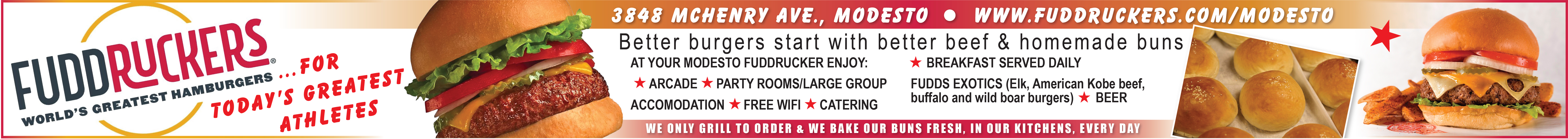 Fuddruckers - banner