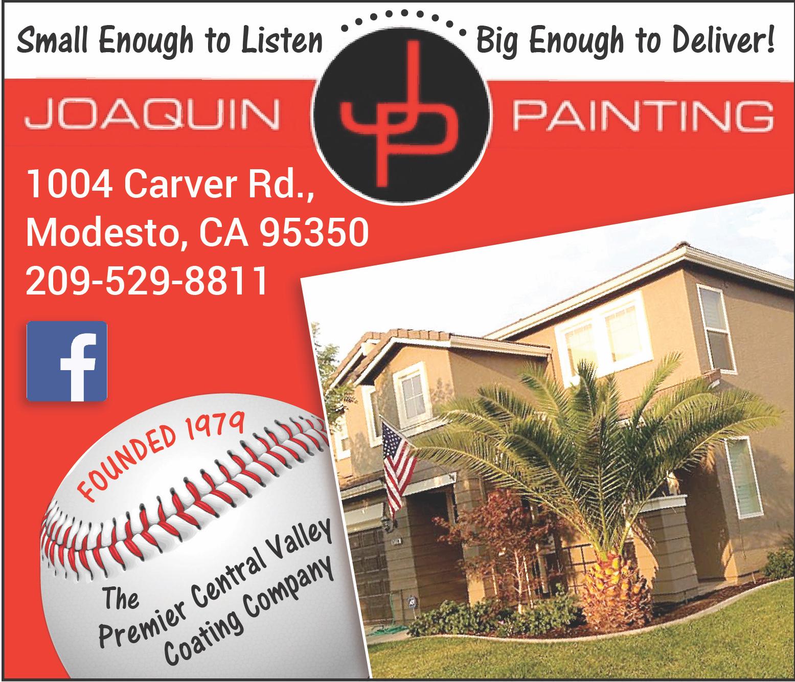Joaquin Painting - sidebar