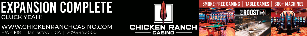 Chicken Ranch Casino - 2018 - 1 - Banner - Game of the Week - Top
